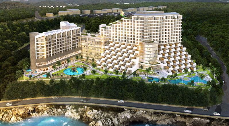 영덕 삼사해상공원내 호텔&리조트 건립된다!