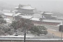 2월에 내리는 눈