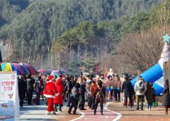 봉화 산타마을.... 겨울대표 관광상품으로 우뚝