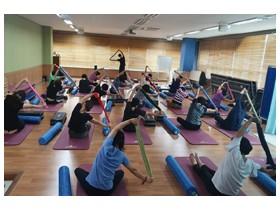 평택시 송탄보건소,  시민의 질병예방을 위한 '성인 건강 UP 운동교실 1기' 참여자 모집
