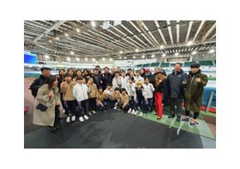 제101회 전국동계체육대회 안동시 선수단 금2 은2 동2 획득